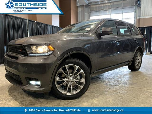2019 Dodge Durango GT (Stk: A14574A) in Red Deer - Image 1 of 21
