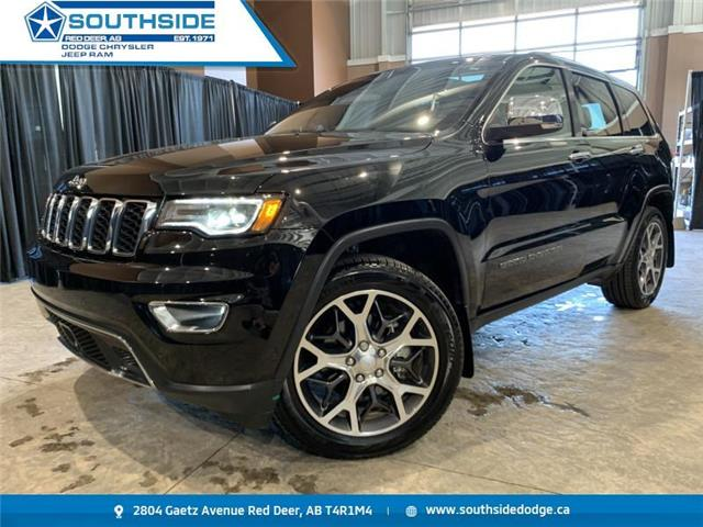 2019 Jeep Grand Cherokee Limited (Stk: GC2015A) in Red Deer - Image 1 of 19