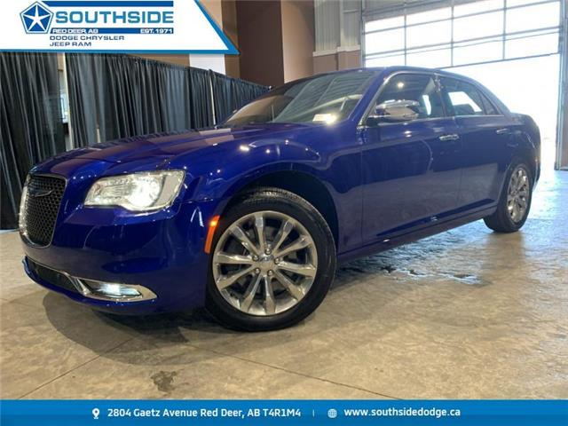 2019 Chrysler 300 Limited (Stk: A14602A) in Red Deer - Image 1 of 19