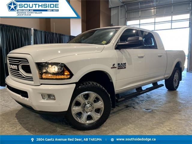 2018 RAM 3500 Laramie (Stk: A14462C) in Red Deer - Image 1 of 19