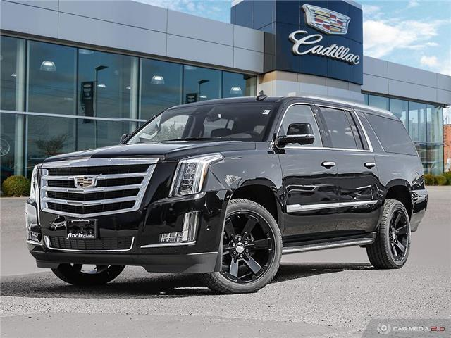 2020 Cadillac Escalade ESV Luxury (Stk: 149019) in London - Image 1 of 27