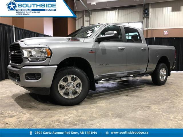 2019 RAM 3500 Big Horn (Stk: WD1991) in Red Deer - Image 1 of 20