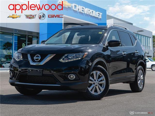 2016 Nissan Rogue SV (Stk: 841672TN) in Mississauga - Image 1 of 27