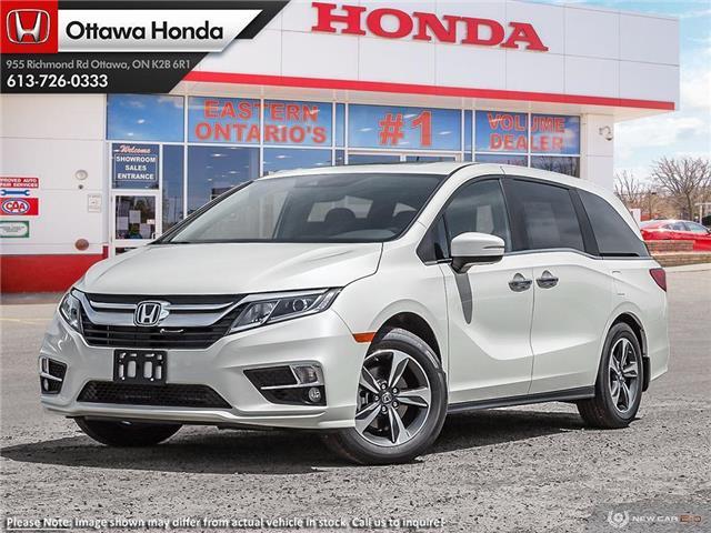 2021 Honda Odyssey EX-L Navi (Stk: 339870) in Ottawa - Image 1 of 23