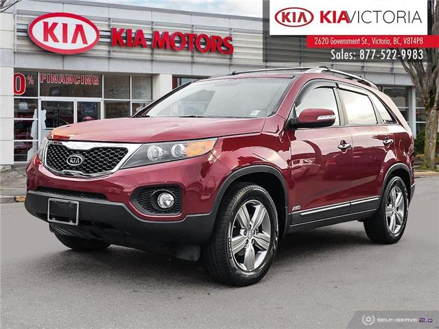 2011 Kia Sorento EX Luxury V6 (Stk: SR20-104A) in Victoria - Image 1 of 26
