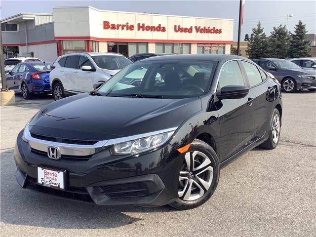 2018 Honda Civic LX (Stk: U18705) in Barrie - Image 1 of 24