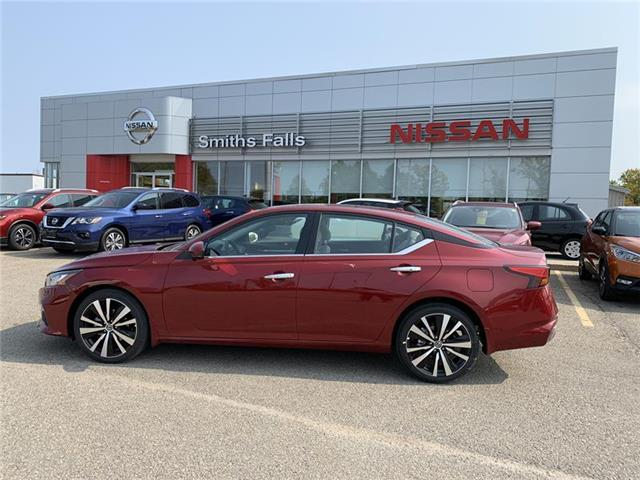 2020 Nissan Altima 2.5 Platinum (Stk: 20-246) in Smiths Falls - Image 1 of 13