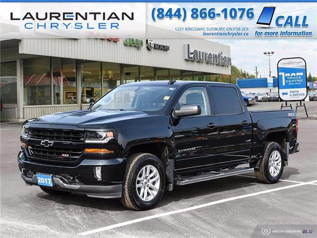 2017 Chevrolet Silverado 1500  (Stk: 20224A) in Sudbury - Image 1 of 30