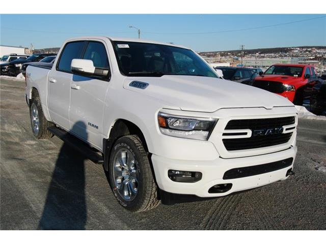 2020 RAM 1500 Big Horn (Stk: PU4095) in St. John's - Image 1 of 19