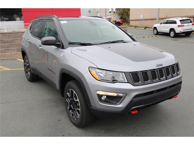 2020 Jeep Compass Trailhawk (Stk: PU3175) in St. John's - Image 1 of 19