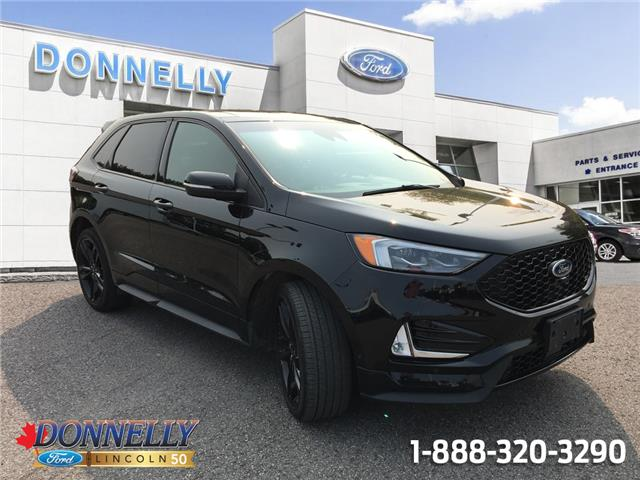2019 Ford Edge ST (Stk: DT1281A) in Ottawa - Image 1 of 27