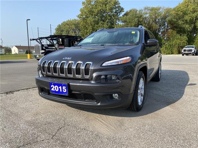 2015 Jeep Cherokee North 1C4PJLCS6FW760014 21-0030A in LaSalle