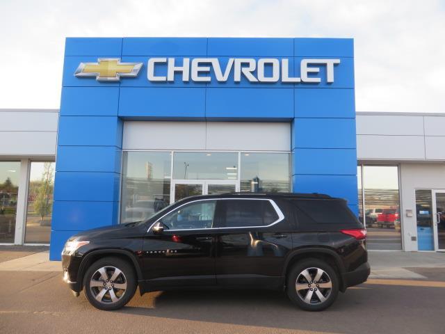 2019 Chevrolet Traverse 3LT (Stk: 20012A) in STETTLER - Image 1 of 19