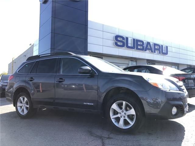 2013 Subaru Outback 2.5i Touring Package (Stk: S20448A) in Newmarket - Image 1 of 1