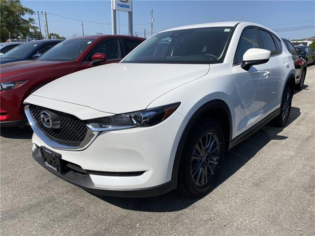 2020 Mazda CX-5 GX (Stk: T2066) in Woodstock - Image 1 of 1