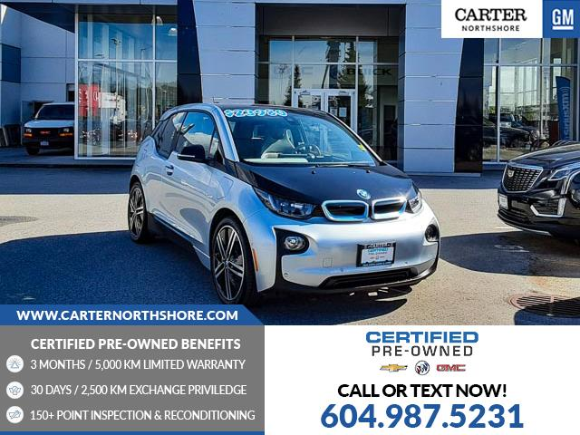 2015 BMW i3 Base w/Range Extender (Stk: 974370) in North Vancouver - Image 1 of 29