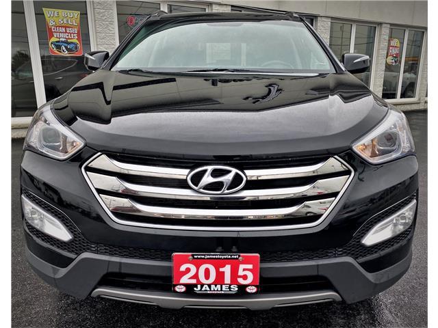 2015 Hyundai Santa Fe Sport 2.0T Limited (Stk: N20396A) in Timmins - Image 1 of 13