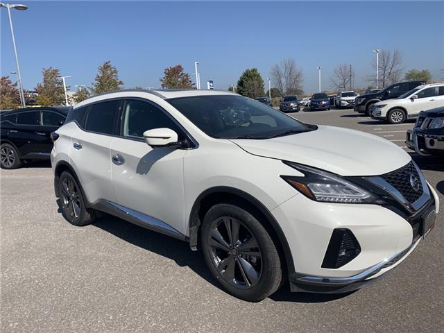 2020 Nissan Murano Platinum (Stk: LN127581) in Bowmanville - Image 1 of 13