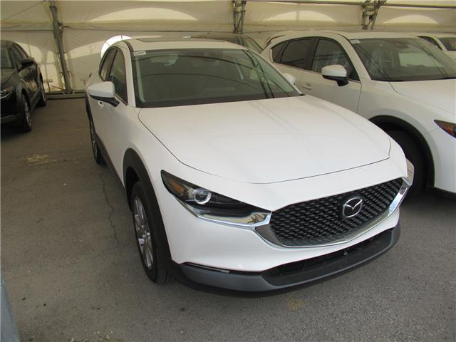 2021 Mazda CX-30 GS (Stk: M2882) in Calgary - Image 1 of 1