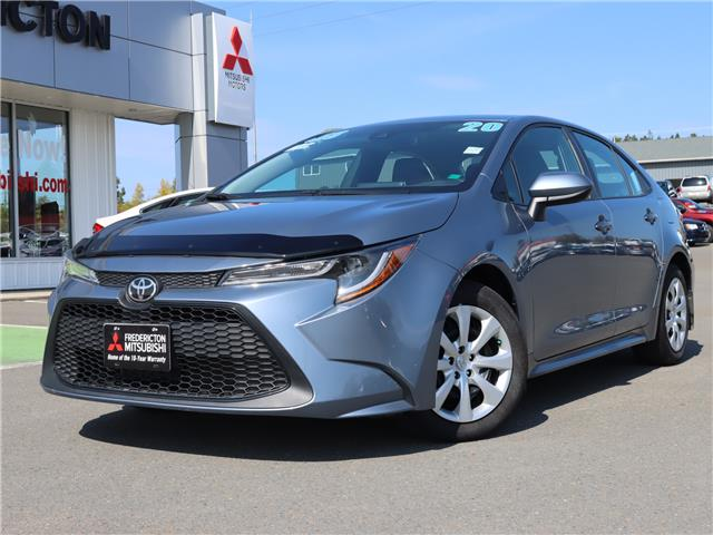 2020 Toyota Corolla LE (Stk: 201307A) in Fredericton - Image 1 of 18