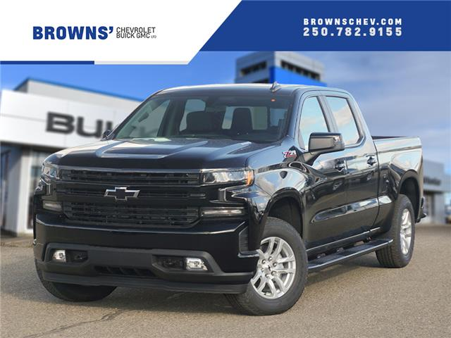 2020 Chevrolet Silverado 1500 RST (Stk: T20-1540) in Dawson Creek - Image 1 of 15