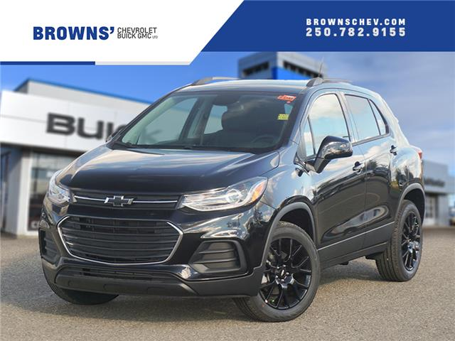 2021 Chevrolet Trax LT (Stk: T21-1562) in Dawson Creek - Image 1 of 15