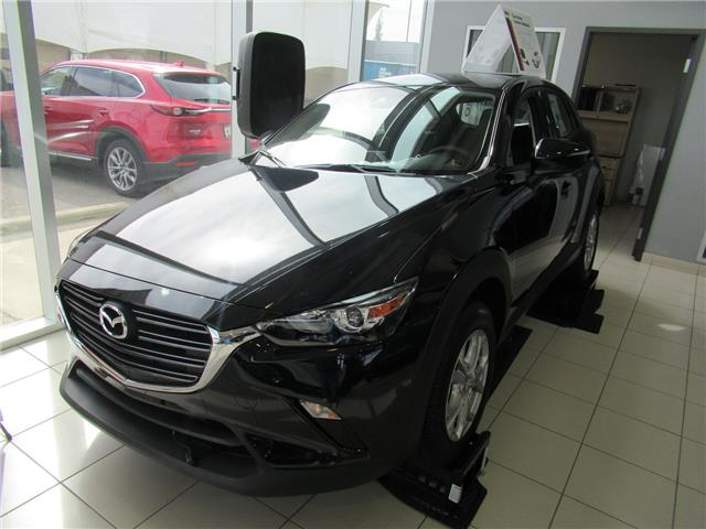 2020 Mazda CX-3 GS (Stk: M2566) in Calgary - Image 1 of 1