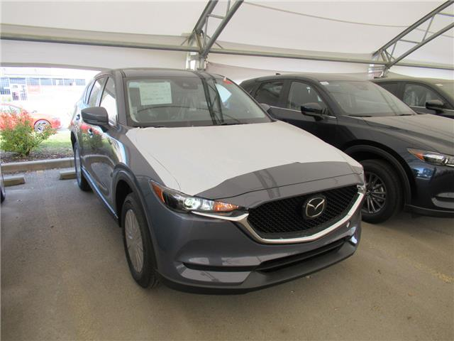 2021 Mazda CX-5 GS (Stk: M2913) in Calgary - Image 1 of 1