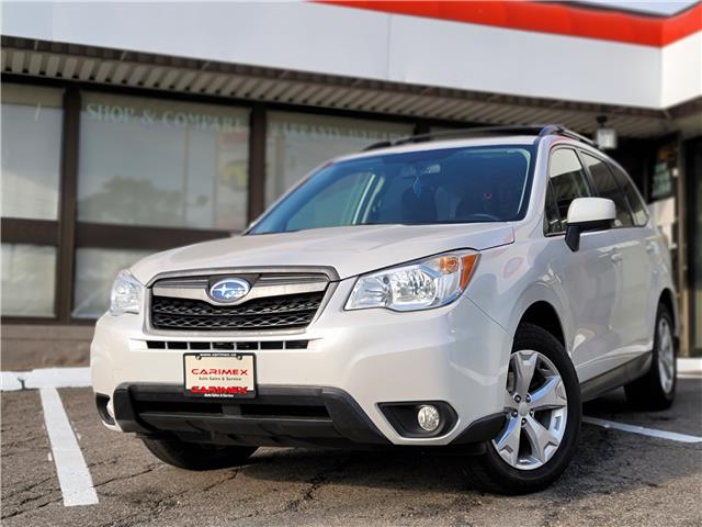 2014 Subaru Forester 2.5i Touring Package (Stk: 2009262) in Waterloo - Image 1 of 22