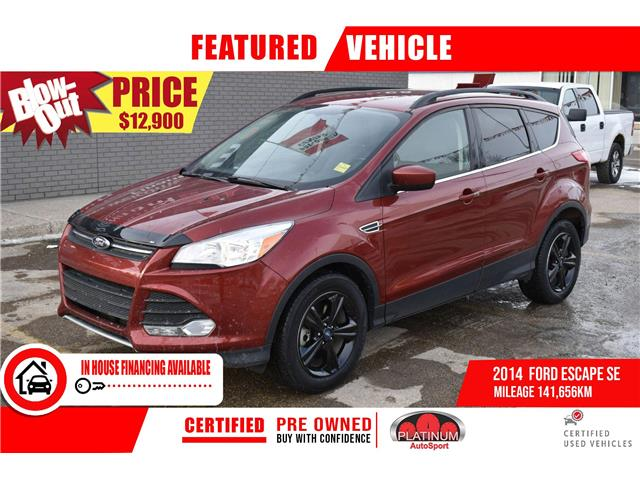 2014 Ford Escape SE (Stk: PP574) in Saskatoon - Image 1 of 23