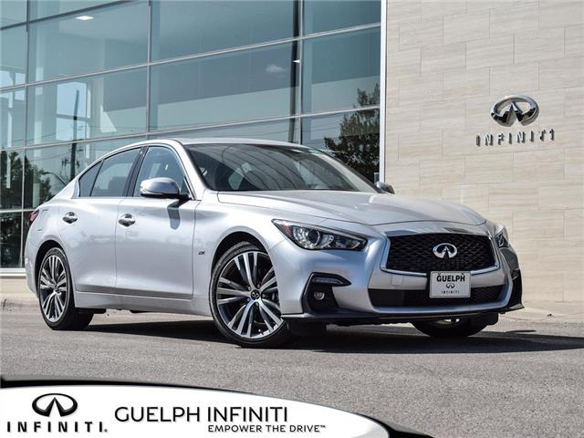 2020 Infiniti Q50  (Stk: I7204) in Guelph - Image 1 of 24