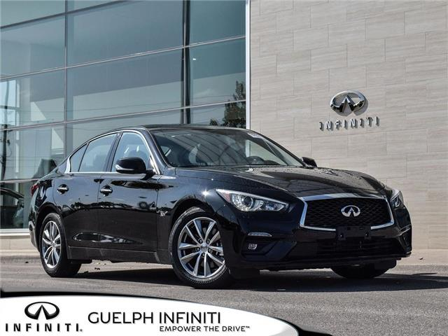 2020 Infiniti Q50  (Stk: I7210) in Guelph - Image 1 of 23
