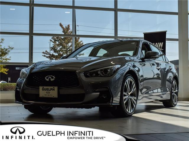 2020 Infiniti Q50  (Stk: I7211) in Guelph - Image 1 of 22