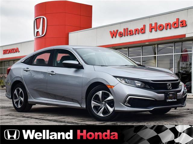 2020 Honda Civic LX (Stk: N20365) in Welland - Image 1 of 23