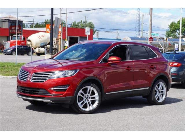 2017 Lincoln MKC Reserve (Stk: 34522A) in Trois-Rivières - Image 1 of 25