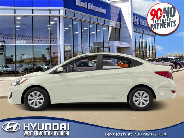 2016 Hyundai Accent  (Stk: P1408) in Edmonton - Image 1 of 1