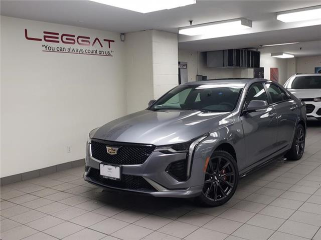 2020 Cadillac CT4 Sport (Stk: 209022) in Burlington - Image 1 of 16