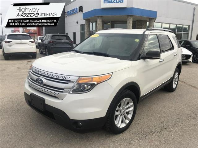 2012 Ford Explorer XLT 4D Utility V6 4WD (Stk: A0313) in Steinbach - Image 1 of 22