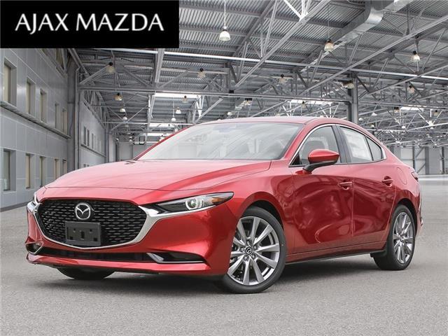 2020 Mazda Mazda3 GS (Stk: 20-1420) in Ajax - Image 1 of 23