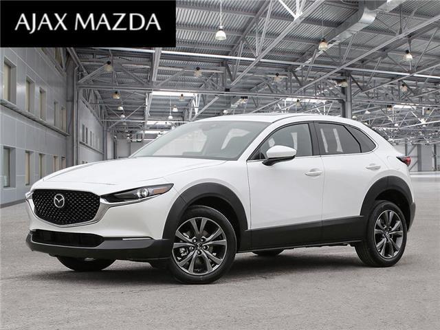 2021 Mazda CX-30 GS (Stk: 21-0001) in Ajax - Image 1 of 23