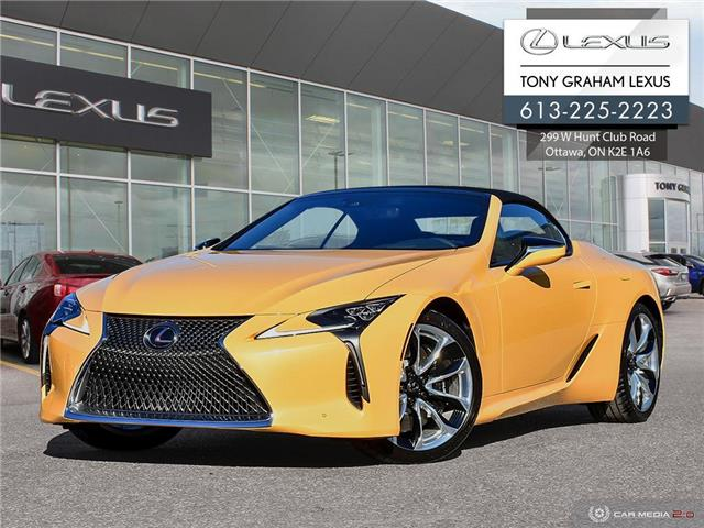 2021 Lexus LC 500 Base (Stk: P9004) in Ottawa - Image 1 of 30