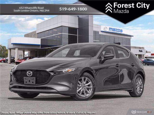 2020 Mazda Mazda3 Sport GS (Stk: 20M31807) in London - Image 1 of 23