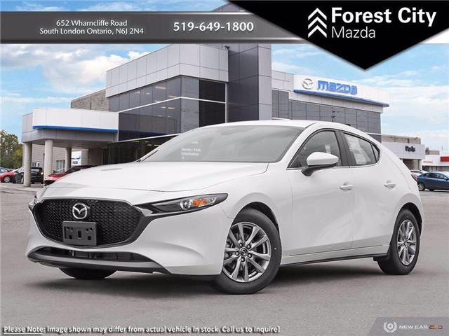 2020 Mazda Mazda3 Sport GX (Stk: 20M34993) in London - Image 1 of 23