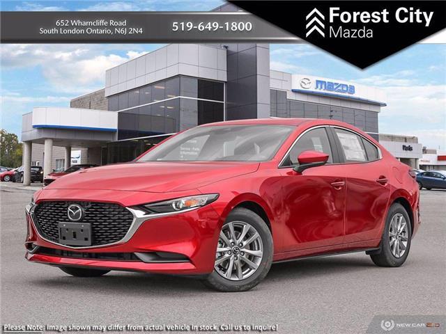 2020 Mazda Mazda3 GS (Stk: 20M39929) in London - Image 1 of 23