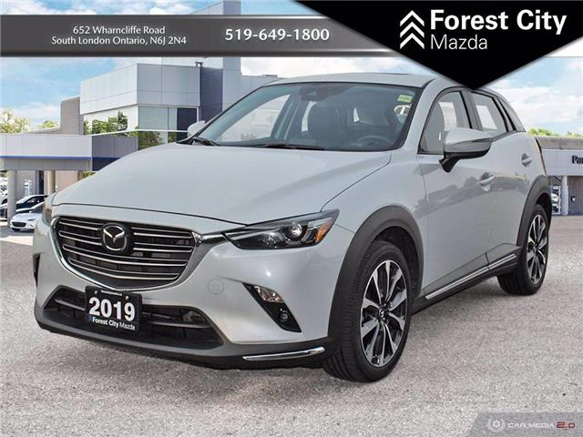 2019 Mazda CX-3 GT (Stk: ME0043) in London - Image 1 of 15
