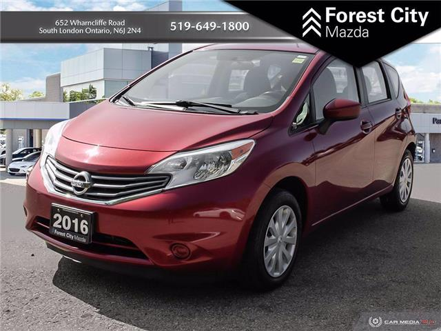 2016 Nissan Versa Note  (Stk: PD0095A) in London - Image 1 of 14