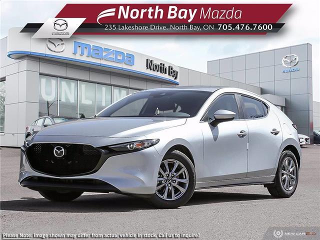 2020 Mazda Mazda3 Sport GS (Stk: 2037) in North Bay - Image 1 of 22