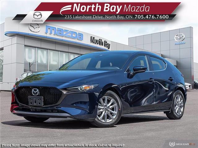 2019 Mazda Mazda3 Sport GS (Stk: 1968) in North Bay - Image 1 of 23