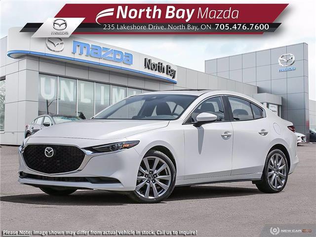 2020 Mazda Mazda3 GT (Stk: 20101) in North Bay - Image 1 of 23