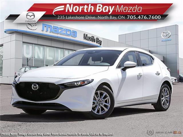 2019 Mazda Mazda3 Sport GS (Stk: 19168) in North Bay - Image 1 of 23